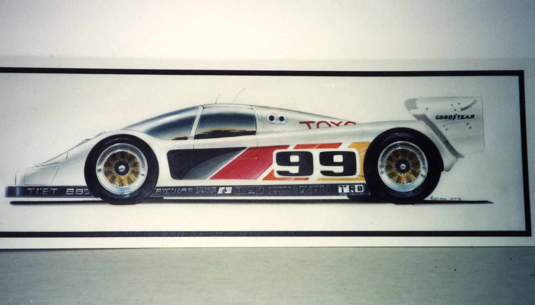Toyota West Palm Beach >> Fangio - grandtouringprototype.com