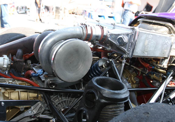Big turbo, big power. (© GrandTouringPrototype.com)